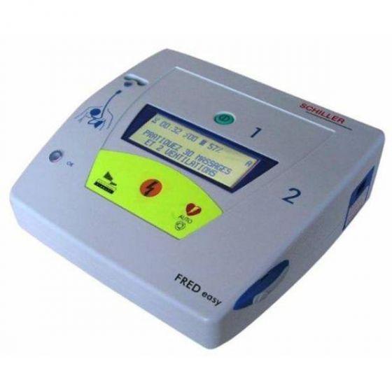 Défibrillateur Schiller FRED EASY entièrement automatique