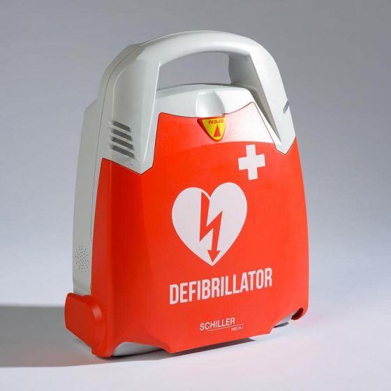 Défibrillateur Schiller FRED PA-1 semi automatique DSA