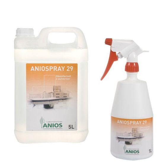 Désinfectant Surface Aniospray 29