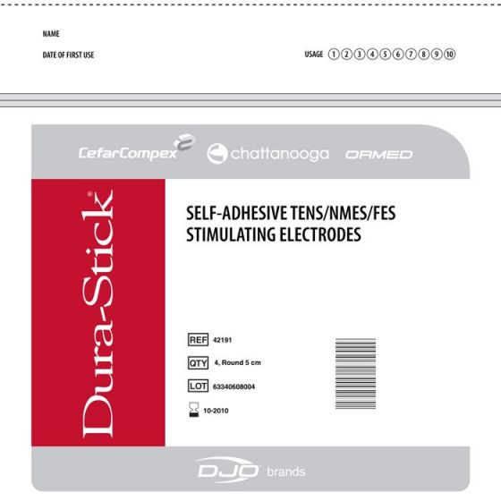 Electrodes Chattanooga DURA-STICK Fil