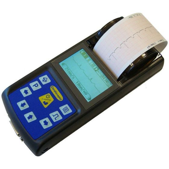 ECG cardiorapid portable 1 piste K112LCD