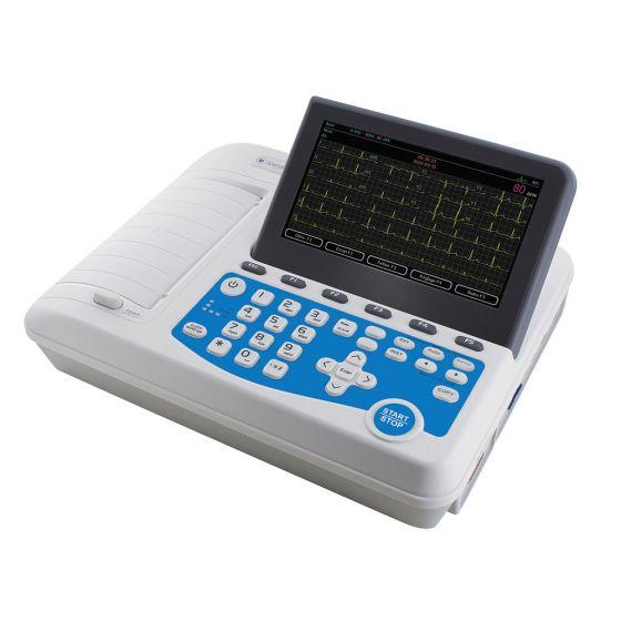 Électrocardiographe 6 pistes Cardiomate 6