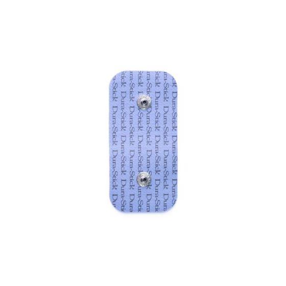 Electrodes Chattanooga DURA-STICK PLUS Snaps-2 électrodes rectangulaires 50 x 100 mm