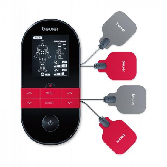 Electrostimulateur TENS / EMS Beurer EM 59 avec fonction de chaleur
