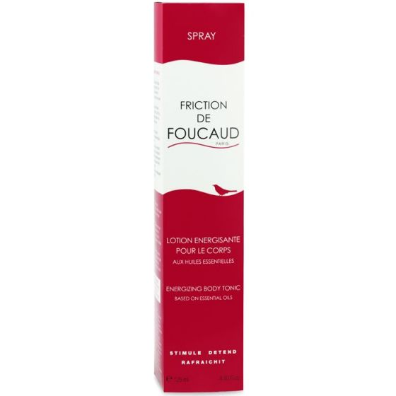 FRICTION DE FOUCAUD 125 ml