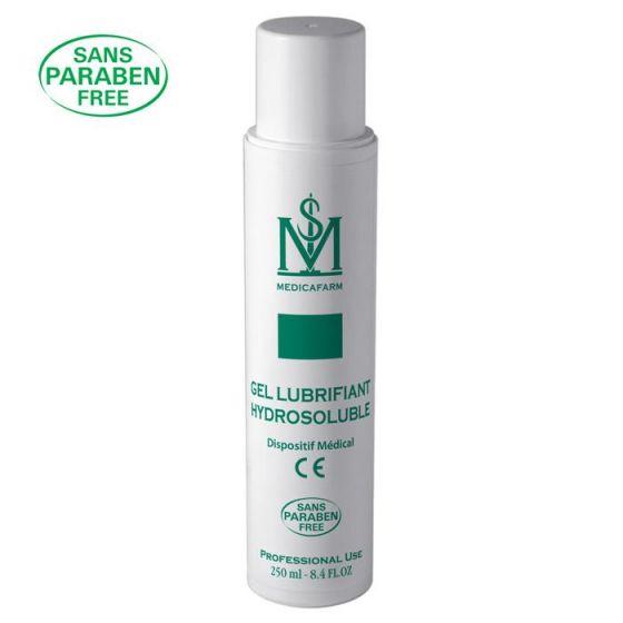 Gel lubrifiant hydrosoluble 250 mL Medicafarm