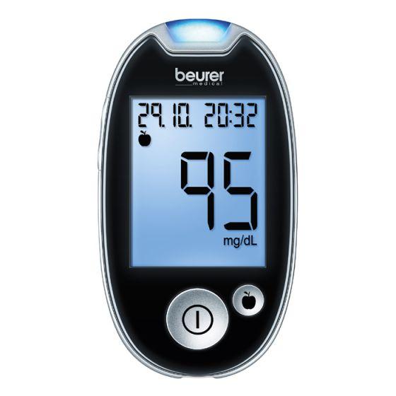 Lecteur de glycémie sanguine Beurer GL44 mg/dL