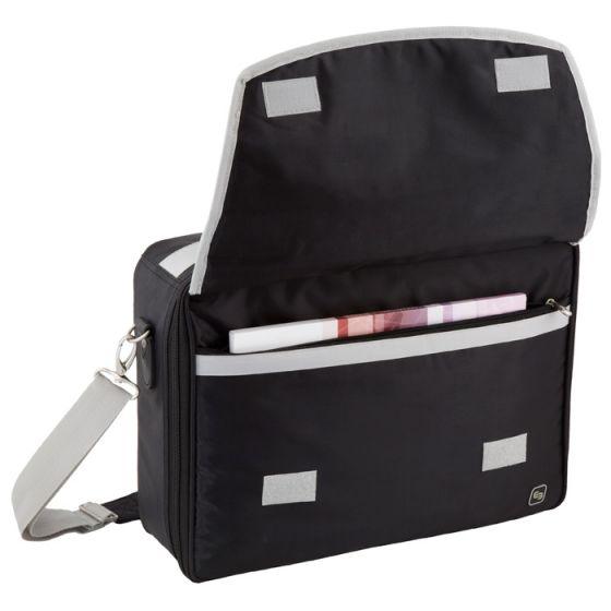Mallette d'assistance sanitaire Practi Elite Bags Noir