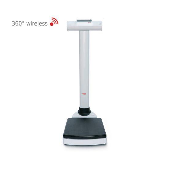 Pèse personne classe III à colonne Seca 704 360° Wireless