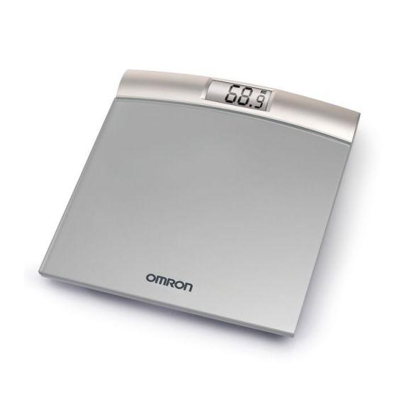Pèse personne électronique Omron HN283