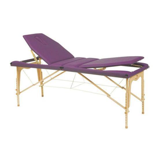 Table de massage avec tendeurs Ecopostural hauteur réglable C3213M61