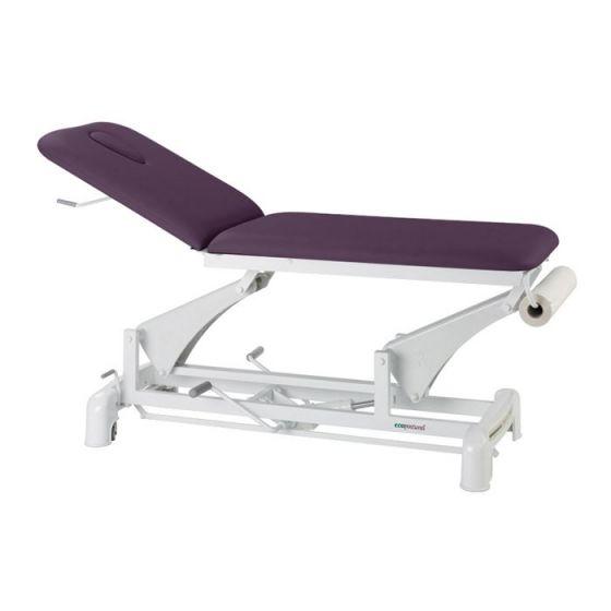 Table de massage hydraulique 2 plans Ecopostural C3753
