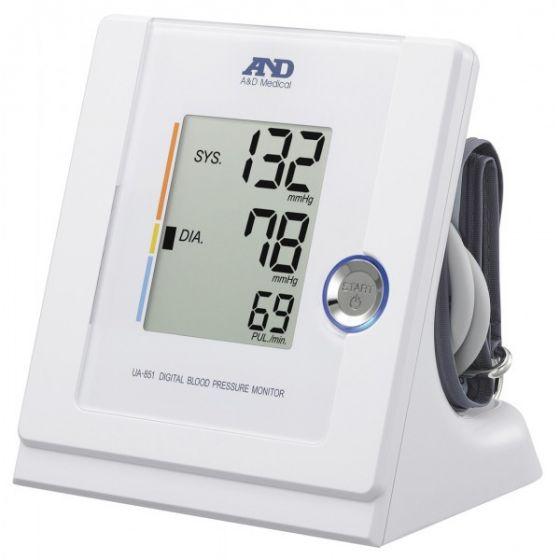 Tensiomètre électronique au bras AND UA 851