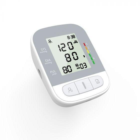Tensiomètre électronique au bras avec Bluetooth Medi-Connect