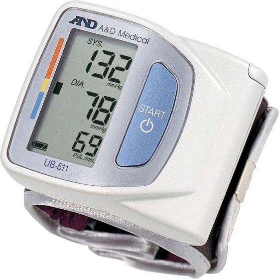 Tensiomètre électonique au poignet ultra compact UB 511 IHB AND