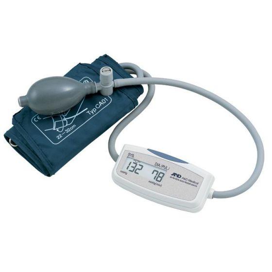 Tensiomètre électronique semi-automatique au bras UA 704 PALM TOP IHB AND