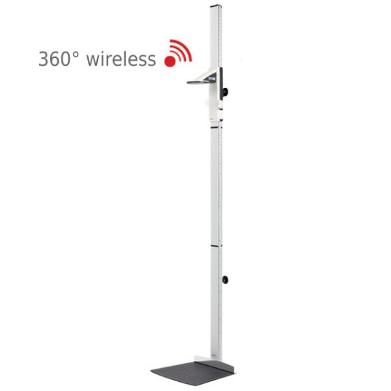 Toise électronique Seca 264 montage mural 360° Wireless