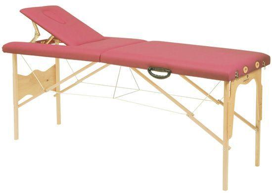 Table de massage avec tendeurs Ecopostural hauteur fixe 3015