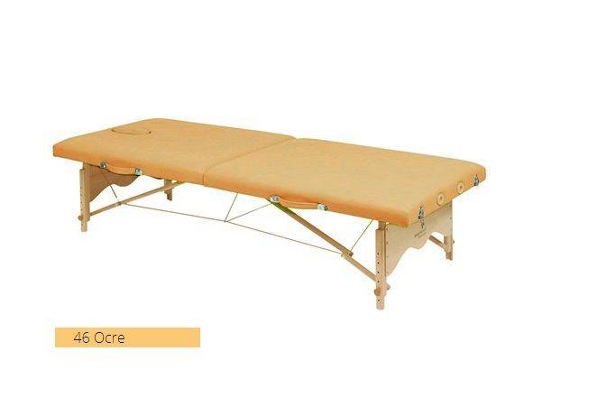 Table de massage Shiatsu avec tendeurs Ecopostural C3111-Ocre 46 / Ecopostural-70 x 192 cm