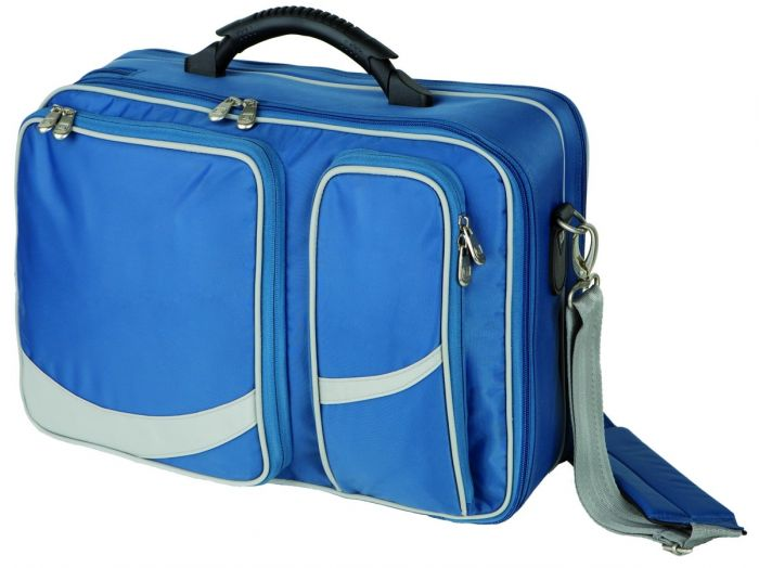 Mallette spéciale Podologue/Pédicure Podia Elite Bags, Bleu