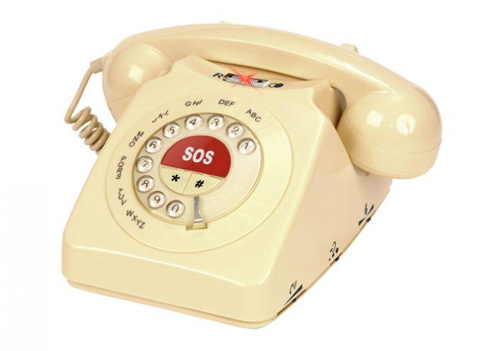 Téléphone vintage amplifiée CL60 Geemarc
