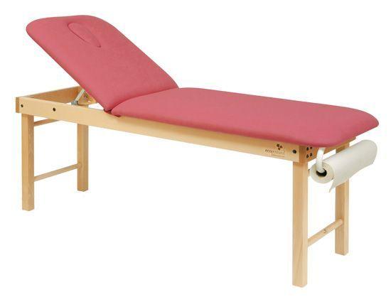 Table fixe en bois Ecopostural hauteur fixe C3122