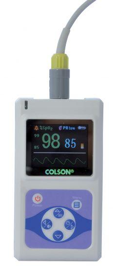 Oxymètre de pouls Colson OxyPad Sensors