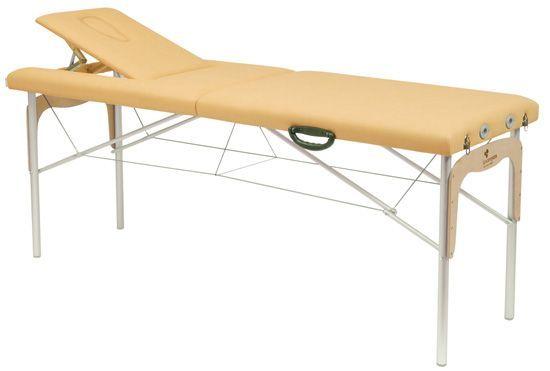 Table de massage avec tendeurs Ecopostural hauteur fixe C3315