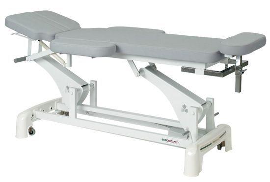 Table électrique ostéo avec accoudoirs Ecopostural C3545