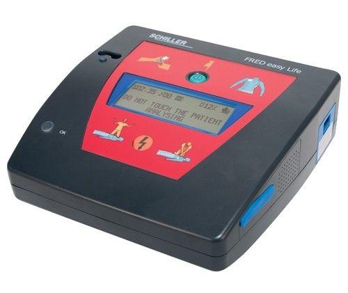 Défibrillateur cardiaque externe Schiller Fred Easy Life Semi-Automatique (DSA)