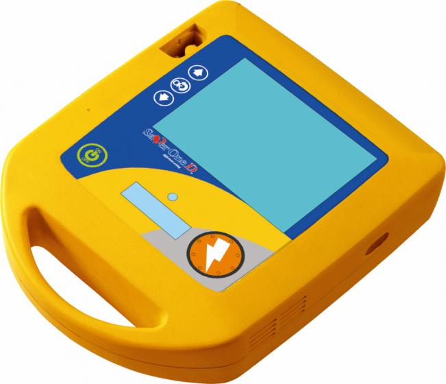 Défibrillateur semi-automatique Saver One D