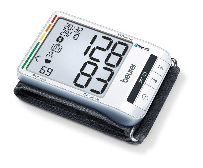 Tensiomètre au poignet Beurer BC 85 BT avec Bluetooth