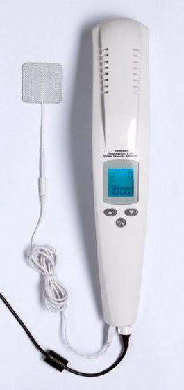 Combiné pour ultrasonothérapie et électrothérapie Sonicstim I-Tech