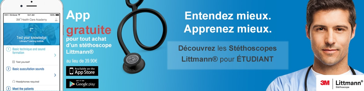 Littmann Stethoscope Etudiant