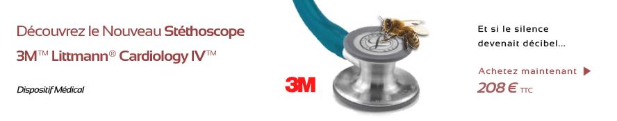 Stethoscope 3M Littmann Cardiology IV
