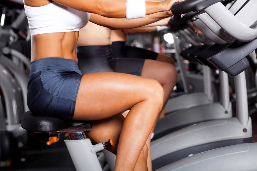 Muscler ses jambes avec le vélo